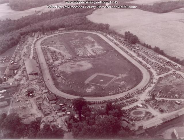 Houlton Community Park, c. 1945