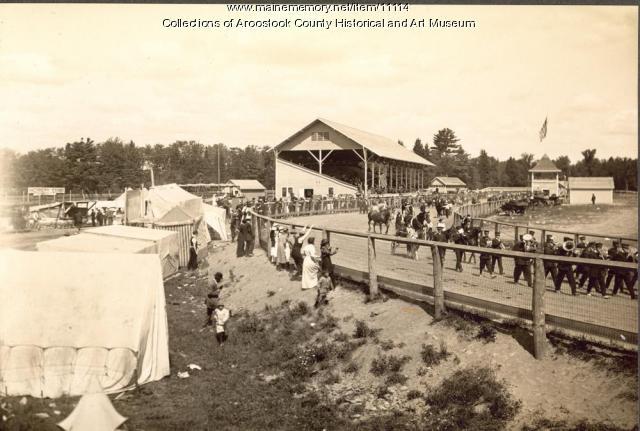 Houlton Fair Cavalcade, 1914