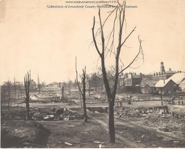 Great Fire of Houlton, 1902