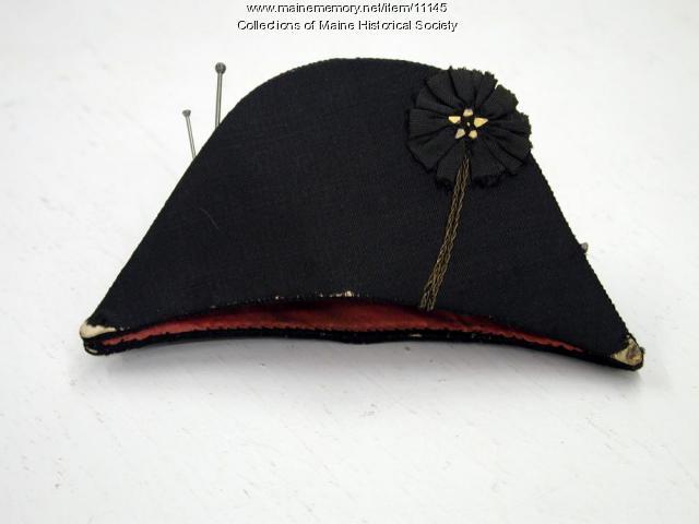 Tricorn Hat Needlecase