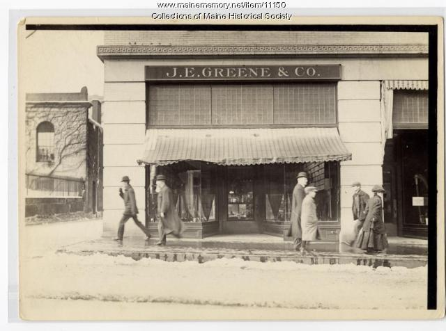 J.E. Greene & Co., Portland, ca. 1912