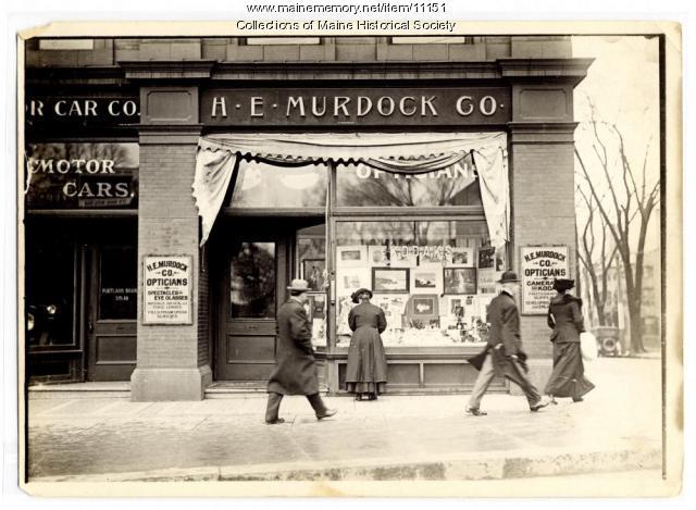 H.E. Murdock Co., Portland, c. 1912