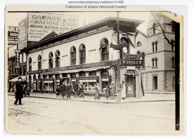 Hay Block ca: 1912