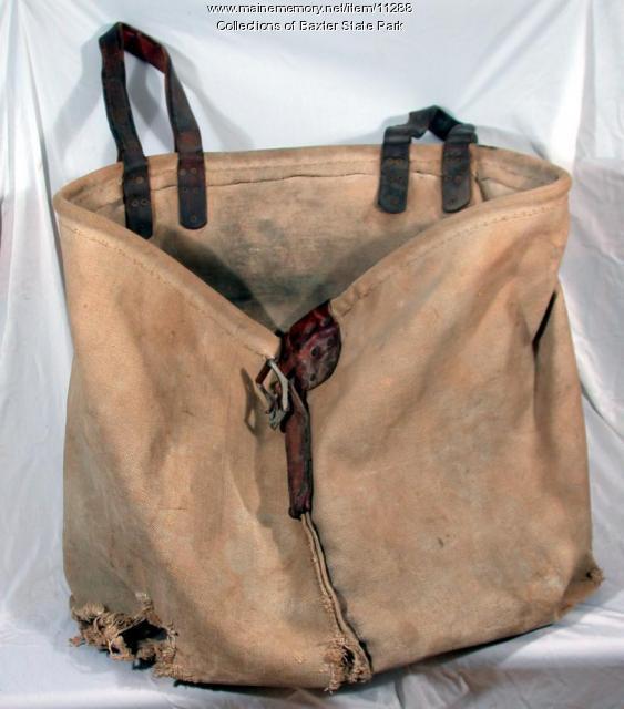 Panyard bag, ca. 1950