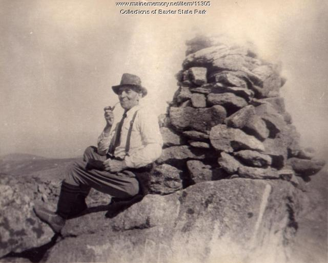Leroy Dudley, Baxter State Park, c. 1935