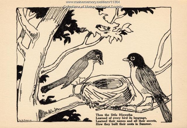 Hiawatha Story Card 8