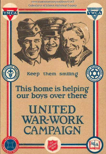 Keep them smiling, ca. 1940