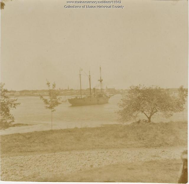 Annapolis, Kittery Navy Yard, 1898