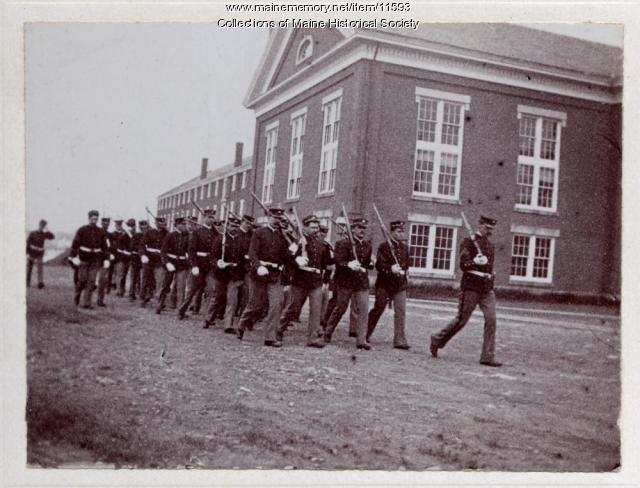 Kittery Navy Yard, ca. 1900