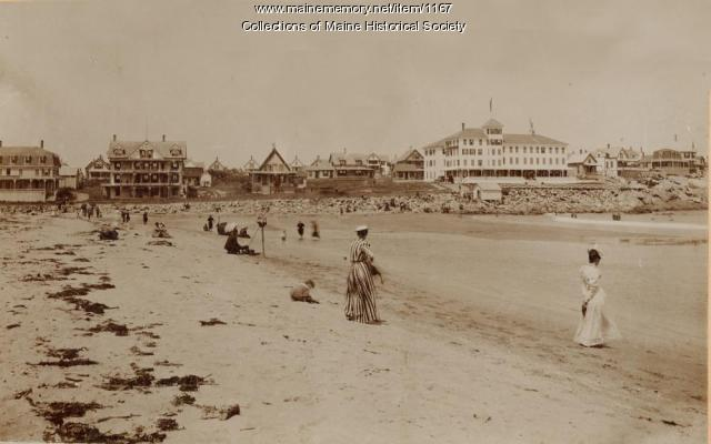 York Beach, ca. 1890