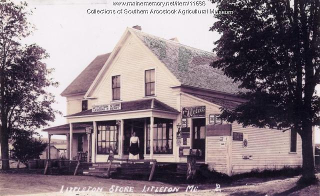 Littleton Store, ca. 1912