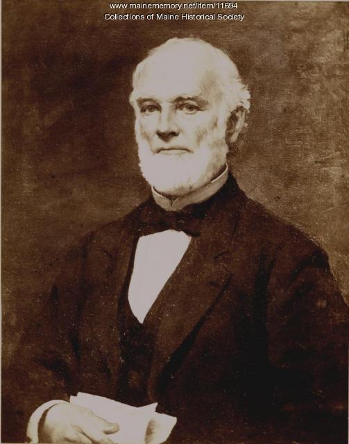 Cyrus Woodman, Buxton, 1882