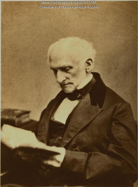Robert Hallowell Gardiner, Gardiner, ca. 1860