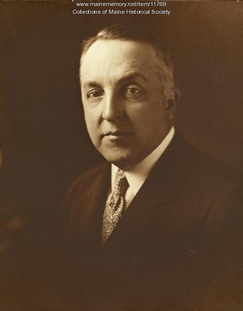 William M. Ingraham, Portland, ca. 1910