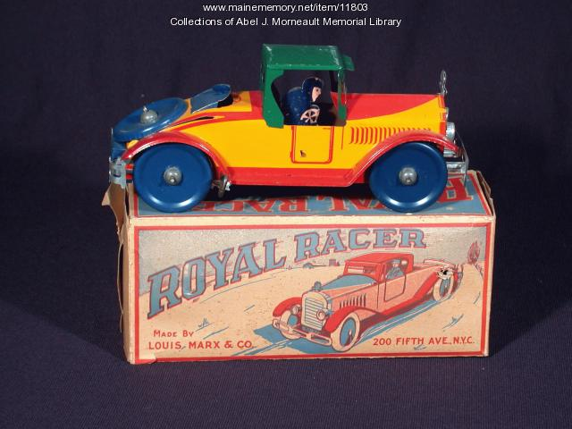 Royal Racer, 1931