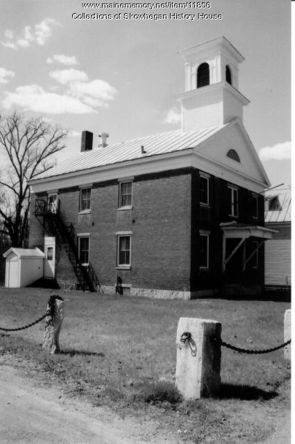 Bloomfield Academy Building, Skowhegan, 2003