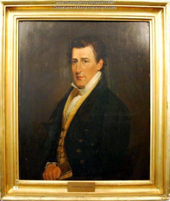 Gen. Samuel Fessenden, Portland, ca. 1830