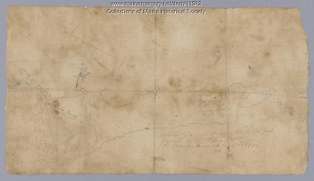 """Merepoynt"", Brunswick, 1752"