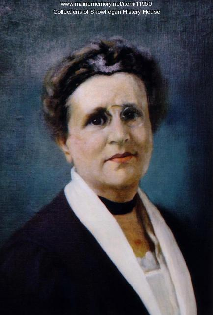 Louise Helen Coburn, by Zaidee Morrison