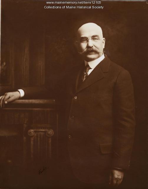 George W. Norton, Portland, ca. 1900