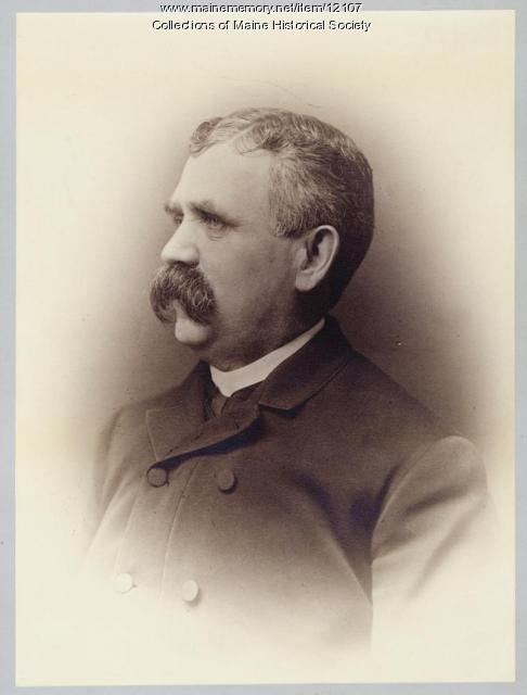 Dr. Henry P. Merrill, Portland, ca. 1920