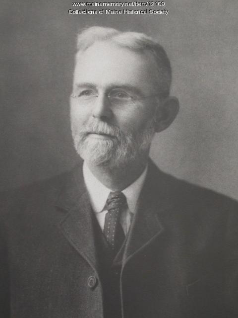 Charles Sleeper, Portland, ca. 1920
