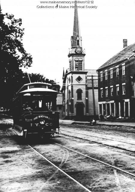 No. 2 Westbrook, Windham & Naples Railway.