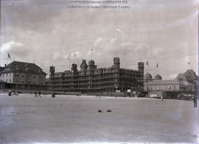 Hotel Alberta, Old Orchard Beach, 1903