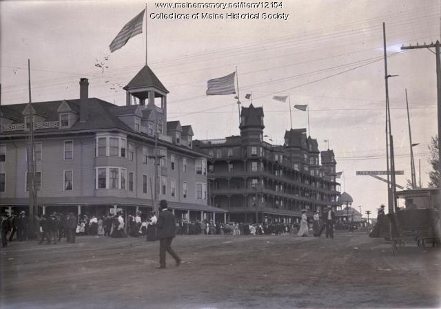 Hotel Velvet, Old Orchard Beach, 1903