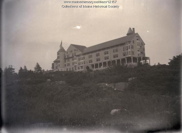 Ottawa House, Cushing Island
