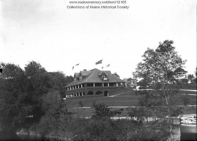Casino, Riverton Park, Portland, ca. 1900