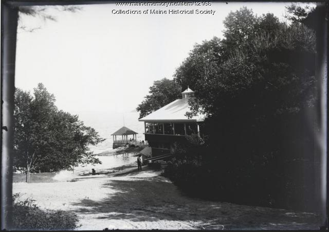Underwood Springs, Falmouth Foreside, 1899