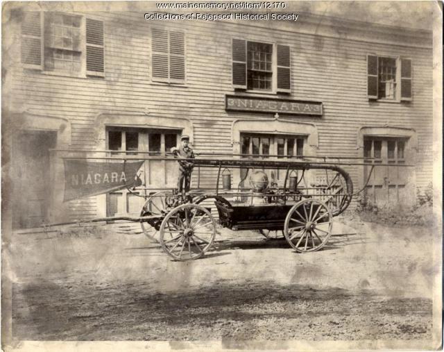Pumper Niagara, Brunswick, c. 1920