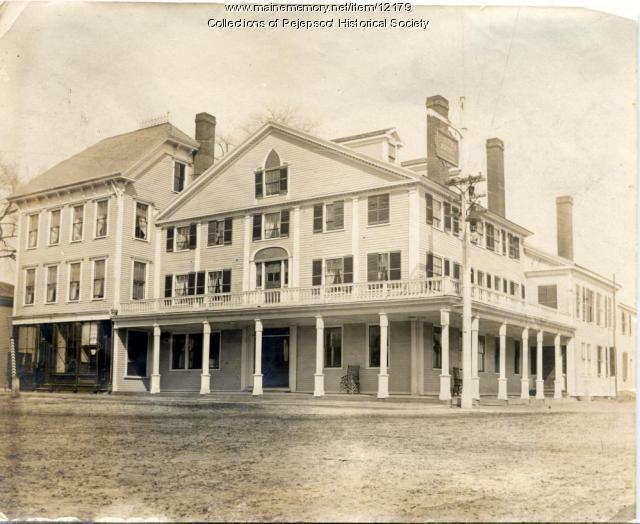 Tontine Hotel, Brunswick, ca. 1900