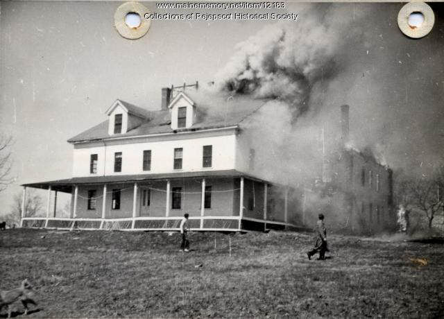 Domhegan, Brunswick, 1940