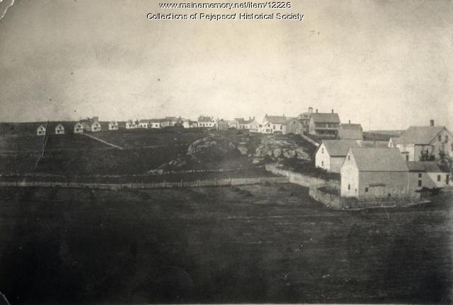 Auburn Colony Association, South Harpswell, ca. 1890