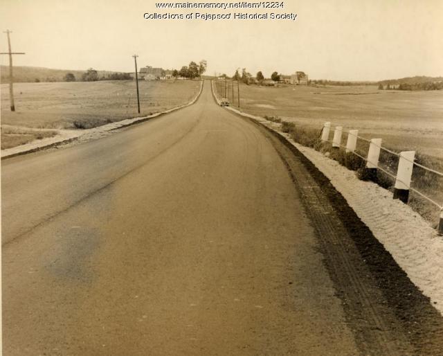 Route 201, Topsham