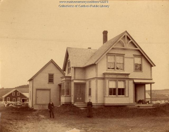 Methodist Parsonage in Caribou
