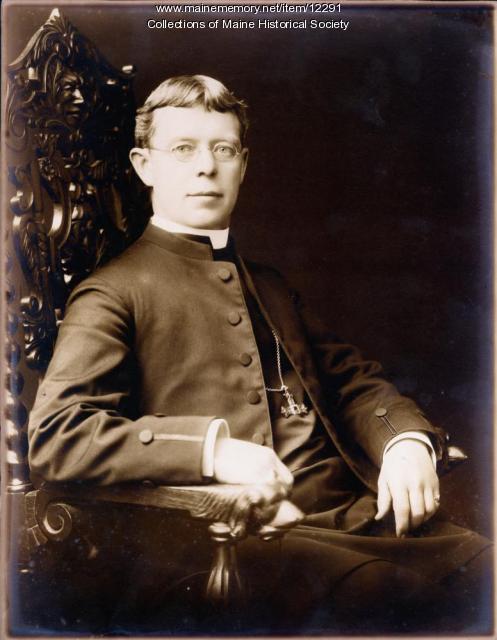 Bishop Codman, Portland, ca. 1900