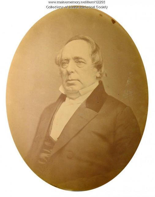 Rev. John Johnston Carruthers, Portland, ca. 1850