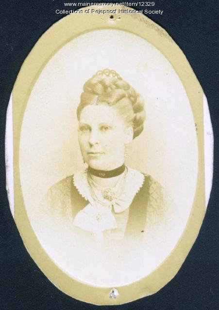 Martha Skolfield (1836-1904)