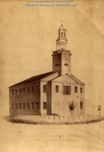 Old Congregational Church, Brunswick