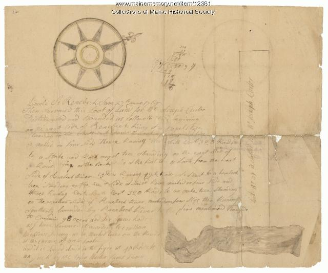 Lot No. 39 of the Plymouth Company grant, June 1764