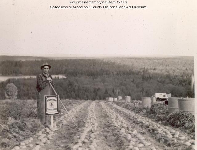 Leon Earl farm, Weston, ca. 1930