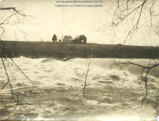 Aroostook River flood, 1923