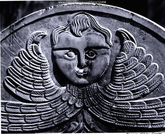 Tabitha Longfellow headstone, Portland, 1777