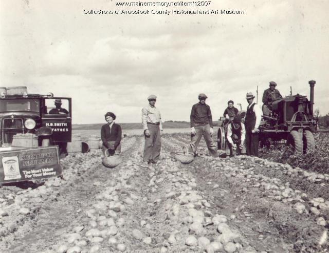 Harry B. Smith farm, Caribou