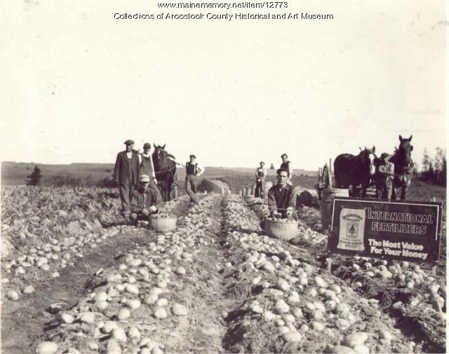 John J. Prue farm, Ashland