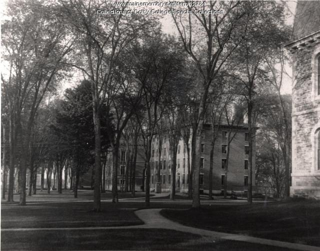 Old Campus, Colby College, c. 1920