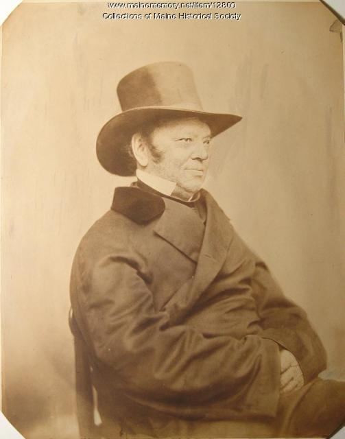 Charles Quincy Clapp, Esq, Portland